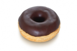 Mini Chocolate Donut 20 g
