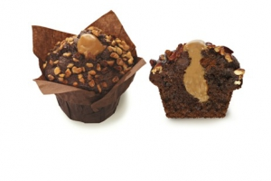 Chocolate Brownie Muffin (indent)