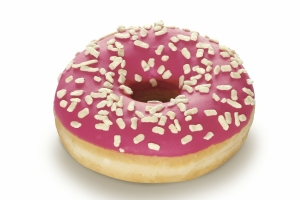 Pinky Donut (indent)